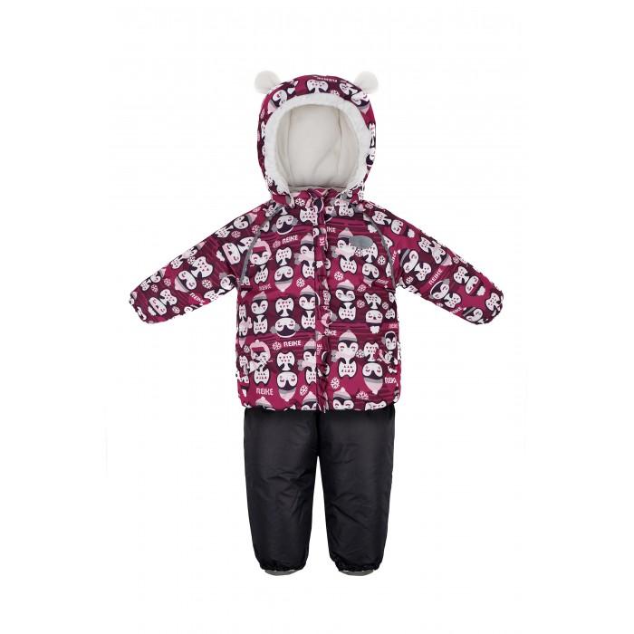 Reike Комплект куртка и полукомбинезон Пингвинчики