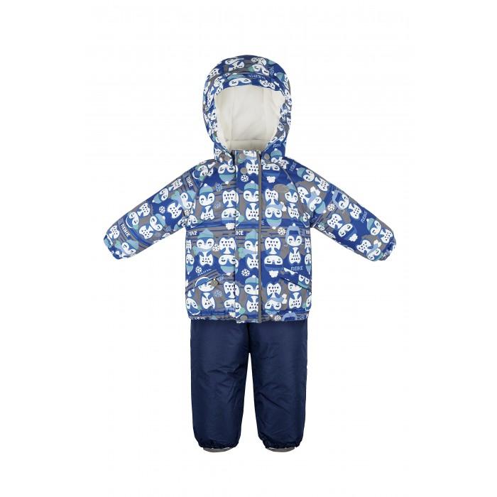 Утеплённые комплекты Reike Комплект куртка и полукомбинезон Пингвинчики куртка helium куртки короткие