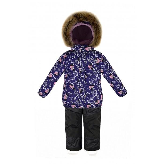 Картинка для Reike Комплект куртка и полукомбинезон Снегири