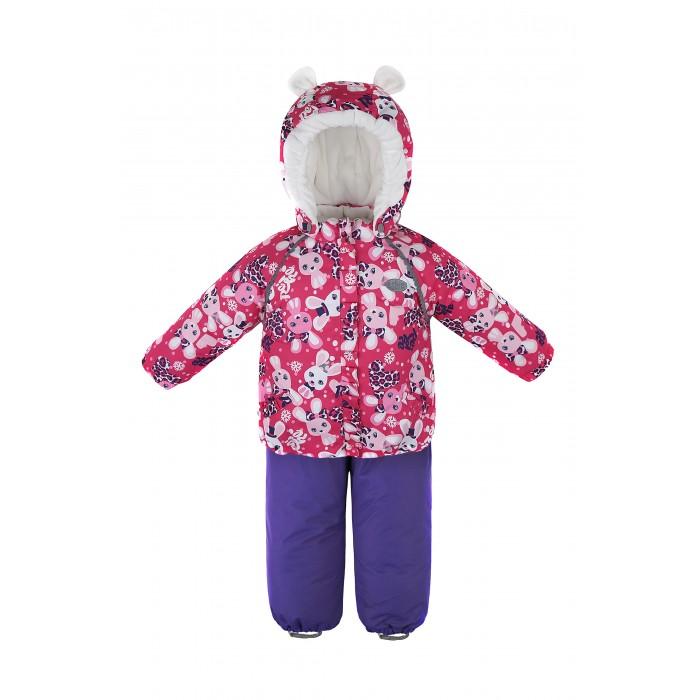 Утеплённые комплекты Reike Комплект куртка и полукомбинезон Веселые кролики куртка helium куртки короткие
