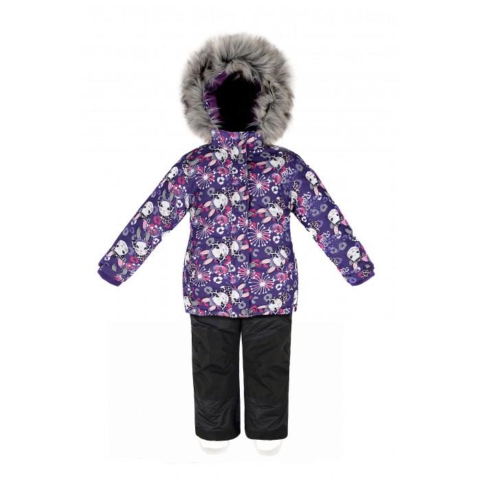 Reike Комплект куртка и полукомбинезон Зайцы-модники