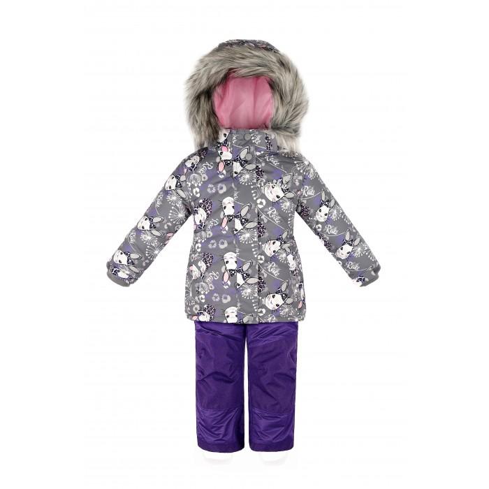 Reike Комплект куртка и полукомбинезон Зайцы-модники от Reike