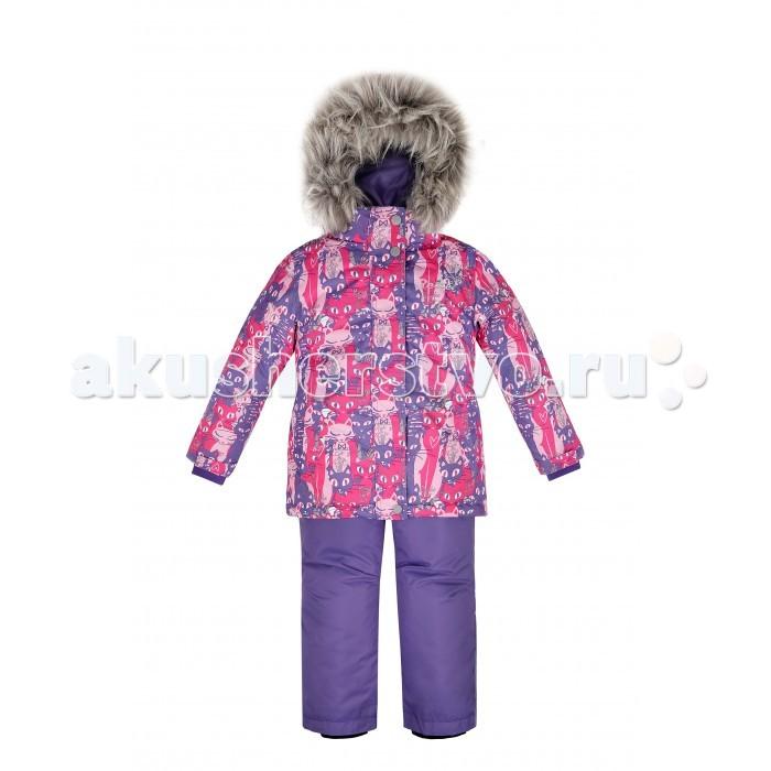 Reike Комплект (куртка+полукомбинезон) Кошечки