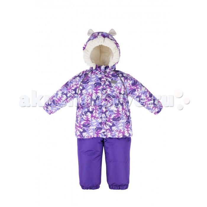 Reike Комплект (куртка+полукомбинезон) ОленёнокКомплект (куртка+полукомбинезон) ОленёнокReike Комплект (куртка+полукомбинезон) Оленёнок  Комплект Reike Deer состоит из куртки, декорированной принтом с милыми оленятами, и однотонного полукомбинезона. Обеспечивает комфорт и качественную защиту ребенка в зимние месяцы. Выполнен из ветрозащитной и водонепроницаемой дышащей ткани с мембраной на хлопковом подкладе с комфортными велюровыми вставками в верхней части полукомбинезона, а также на воротнике, капюшоне и эластичных манжетах куртки.   Куртка дополнена съемным регулирующимся капюшоном с забавными ушками и трикотажной резинкой, двумя карманами с клапанами и множеством безопасных светоотражающих деталей. Резинка внизу куртки и ветрозащитная планка вдоль молнии в виде рюши не допускают проникновения холодного воздуха.   Эластичная талия полукомбинезона и регулируемые подтяжки гарантируют посадку по фигуре, длинная молния впереди облегчает процесс одевания. Полукомбинезон оснащен светоотражателем в виде логотипа Reike, боковым карманом на молнии и съемными штрипками.    Базовый уровень.  Коэффициент воздухопроницаемости комбинезона 2000гр/м2/24 ч. Водоотталкивающее покрытие: 2000 мм.  Утеплитель: куртка - 280 гр., полукомбинезон - 140 гр. Состав: 100% полиэстер, подкладка: 100% хлопок.  При разработке продукции финскими дизайнерами учитывался целый ряд технических требований, отвечающих современным трендам: Reike – детская одежда, а потому должна успешно противостоять суровым погодным условиям, должна иметь свободный крой, позволяющий ребёнку активно двигаться в играх на открытом воздухе, она должна быть яркой и красочной.  В результате была создана коллекция одежды, способная удовлетворить всем запросам современности и вызовам природы северных регионов, совмещая в себе высокотехнологичные материалы и модный дизайн. Благодаря широкому модельному ряду и аксессуарам можно подобрать полный комплект Reike из курток, брюк, комбинезонов и полукомбинезонов, а также обуви, шап