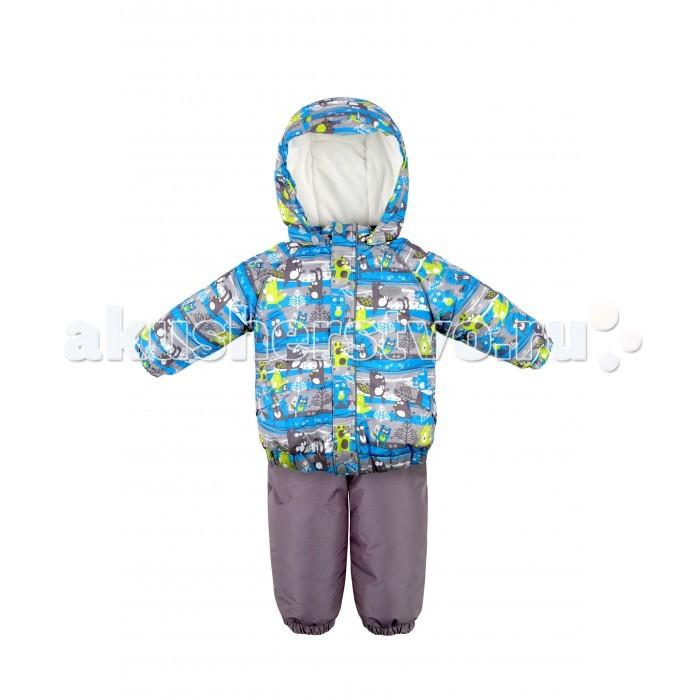 Reike Комплект (куртка+полукомбинезон) Весёлые друзьяКомплект (куртка+полукомбинезон) Весёлые друзьяReike Комплект (куртка+полукомбинезон) Весёлые друзья  Комплект Reike Funny forest friends состоит из куртки с ярким комбинированным принтом «Веселые друзья» и однотонного полукомбинезона. Обеспечивает комфорт и качественную защиту ребенка в зимние месяцы. Выполнен из ветрозащитной и водонепроницаемой дышащей ткани с мембраной на хлопковом подкладе с комфортными велюровыми вставками в верхней части полукомбинезона, а также на воротнике и эластичных манжетах куртки.   Куртка дополнена съемным регулирующимся капюшоном с козырьком, двумя карманами с клапанами и множеством безопасных светоотражающих деталей. Резинка внизу куртки, а также ветрозащитные планки на кнопках и липучках вдоль молнии, не допускают проникновения холодного воздуха.   Эластичная талия полукомбинезона и регулируемые подтяжки гарантируют посадку по фигуре, длинная молния впереди облегчает процесс одевания. Полукомбинезон оснащен светоотражателем в виде логотипа Reike, боковым карманом на молнии и съемными штрипками.   Базовый уровень.  Коэффициент воздухопроницаемости комбинезона 2000гр/м2/24 ч. Водоотталкивающее покрытие: 2000 мм.  Утеплитель: куртка - 280 гр., полукомбинезон - 140 гр. Состав: 100% полиэстер, подкладка: 100% хлопок.  При разработке продукции финскими дизайнерами учитывался целый ряд технических требований, отвечающих современным трендам: Reike – детская одежда, а потому должна успешно противостоять суровым погодным условиям, должна иметь свободный крой, позволяющий ребёнку активно двигаться в играх на открытом воздухе, она должна быть яркой и красочной.  В результате была создана коллекция одежды, способная удовлетворить всем запросам современности и вызовам природы северных регионов, совмещая в себе высокотехнологичные материалы и модный дизайн. Благодаря широкому модельному ряду и аксессуарам можно подобрать полный комплект Reike из курток, брюк, комбинезонов и полукомбинезонов, а 