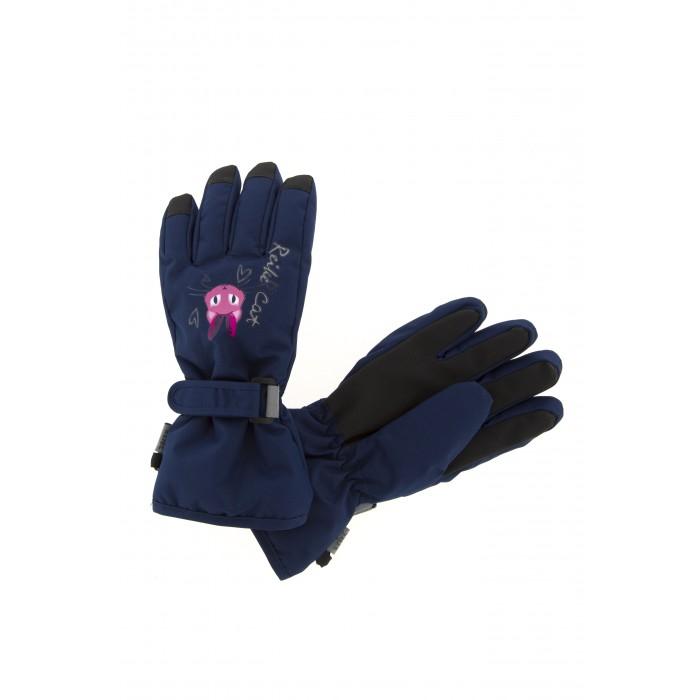 Детская одежда , Варежки, перчатки и шарфы Reike Перчатки детские Кошечки арт: 330545 -  Варежки, перчатки и шарфы