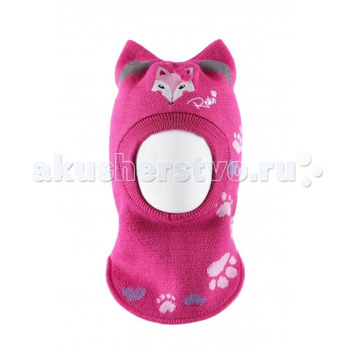 Детская одежда , Шапочки и чепчики Reike Шапка-шлем для девочки Умная Лиса арт: 331200 -  Шапочки и чепчики