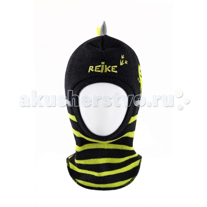 Детская одежда , Шапочки и чепчики Reike Шапка-шлем для мальчика Динозавр арт: 331125 -  Шапочки и чепчики