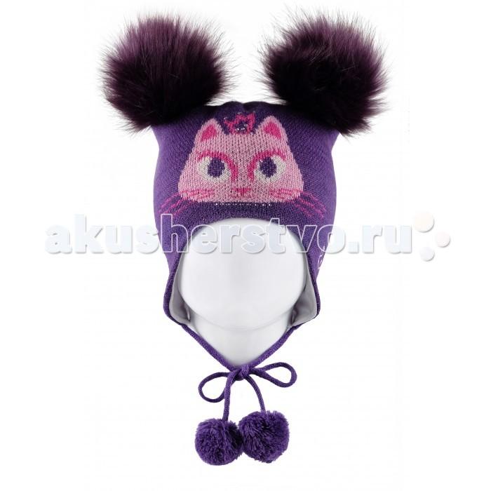 Детская одежда , Шапочки и чепчики Reike Шапка для девочки Кошечки арт: 330850 -  Шапочки и чепчики