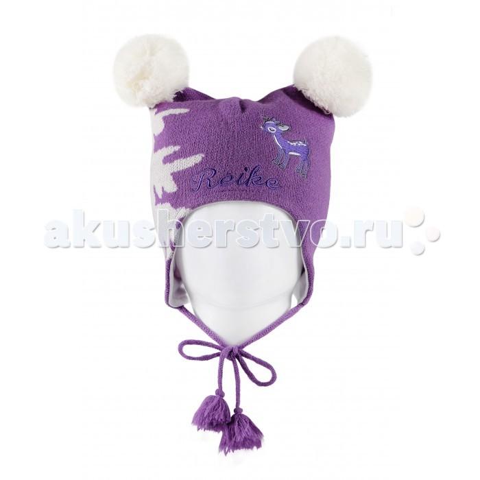 Детская одежда , Шапочки и чепчики Reike Шапка для девочки Оленёнок арт: 330815 -  Шапочки и чепчики