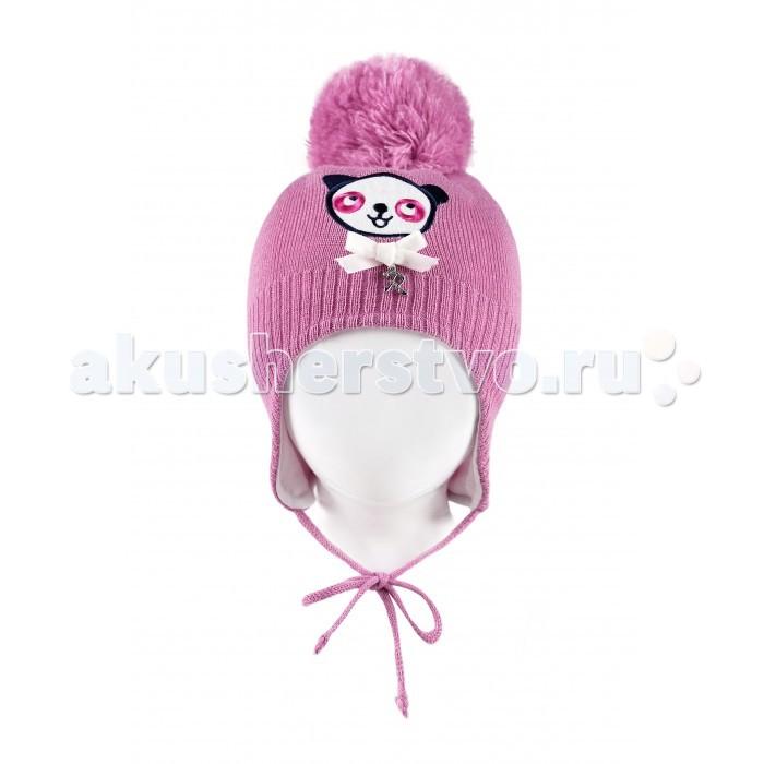 Детская одежда , Шапочки и чепчики Reike Шапка с помпоном Панда арт: 330895 -  Шапочки и чепчики