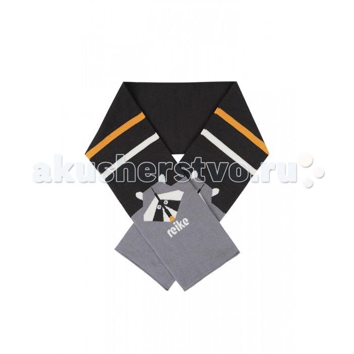 Детская одежда , Варежки, перчатки и шарфы Reike Шарф детский Енот арт: 330725 -  Варежки, перчатки и шарфы