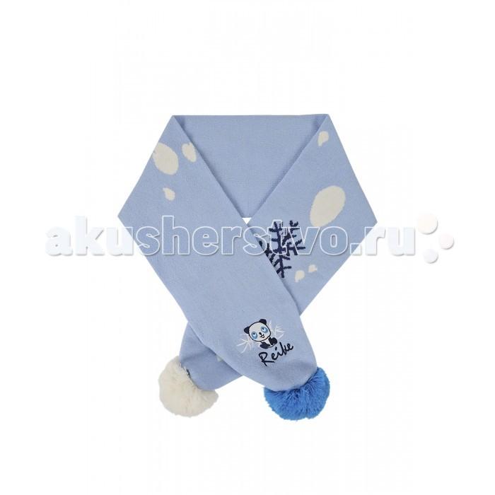 Детская одежда , Варежки, перчатки и шарфы Reike Шарф детский Панда арт: 330705 -  Варежки, перчатки и шарфы
