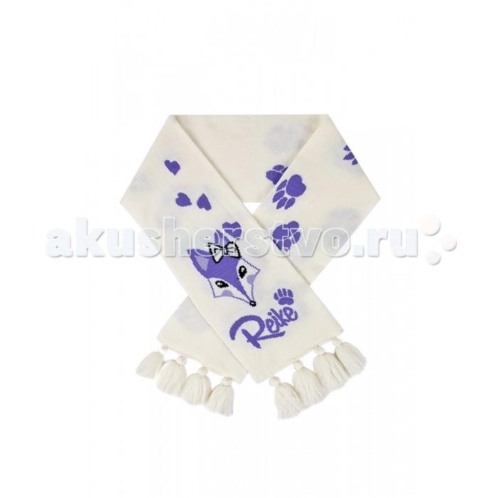 Детская одежда , Варежки, перчатки и шарфы Reike Шарф детский Умная Лиса арт: 330710 -  Варежки, перчатки и шарфы