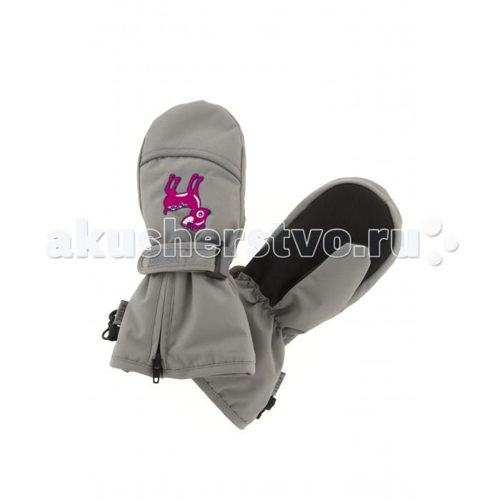 Детская одежда , Варежки, перчатки и шарфы Reike Варежки детские Оленёнок арт: 330360 -  Варежки, перчатки и шарфы