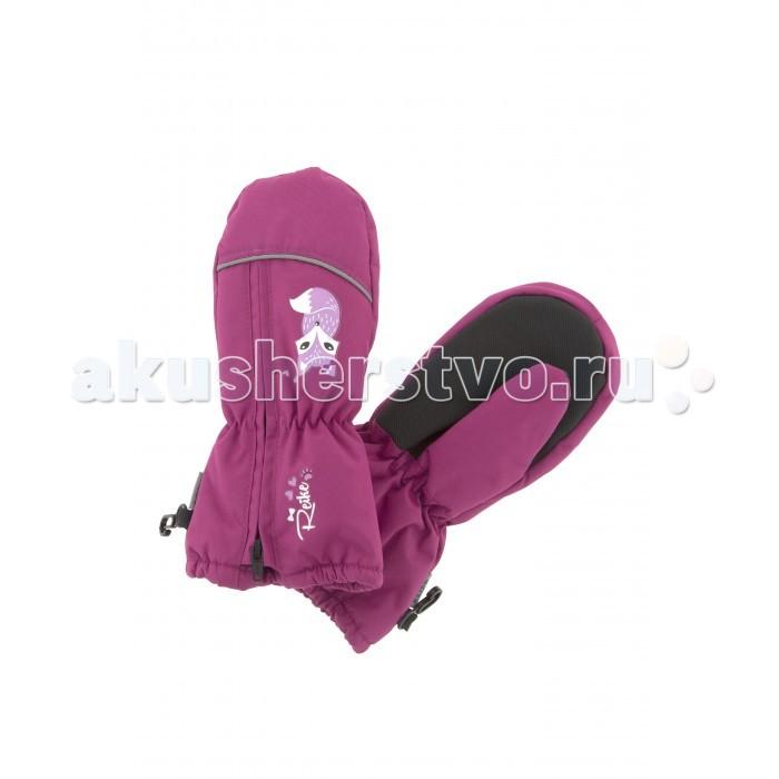 Детская одежда , Варежки, перчатки и шарфы Reike Варежки детские Умная Лиса арт: 330530 -  Варежки, перчатки и шарфы