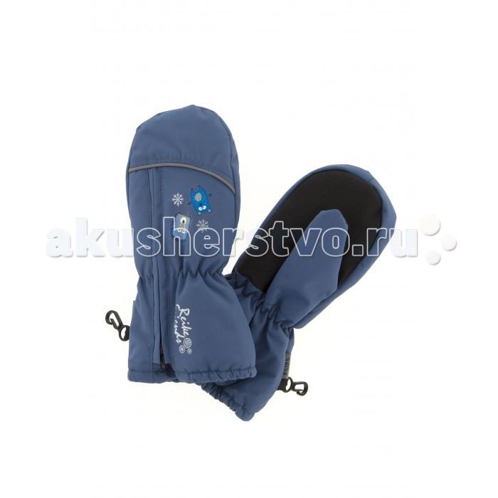 Детская одежда , Варежки, перчатки и шарфы Reike Варежки детские Весёлые друзья арт: 330365 -  Варежки, перчатки и шарфы