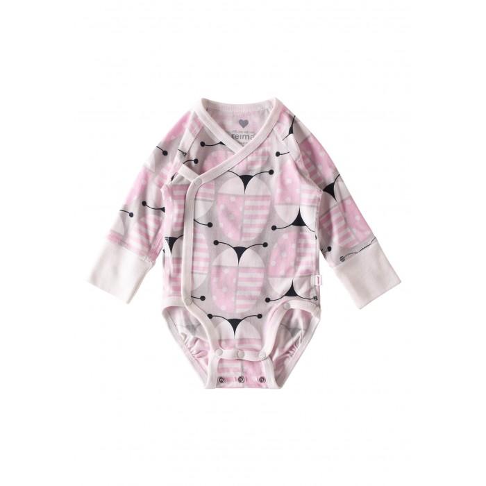 Детская одежда , Боди и песочники Reima Боди Ruoko 516326 арт: 437579 -  Боди и песочники