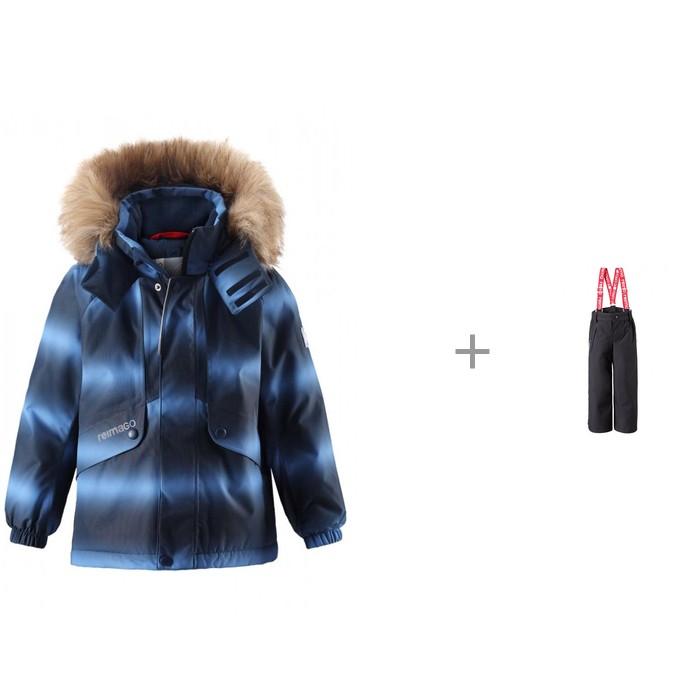 Купить Верхняя одежда, Reima Куртка зимняя 521515F и Брюки зимние 522261
