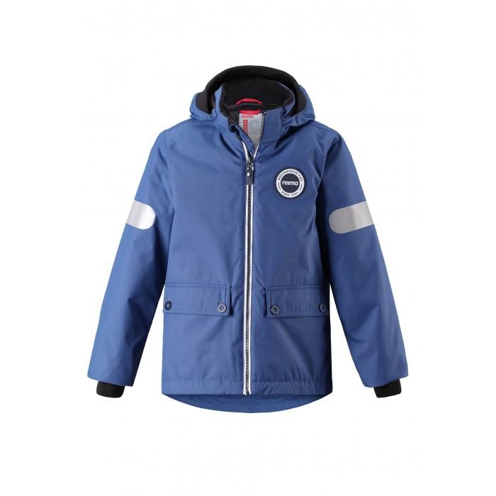 Reima Куртка зимняя 521559Куртки, пальто, пуховики<br>Reima Куртка зимняя 521559   Детская зимняя куртка изготовлена из износостойкого, водо- и ветронепроницаемого, дышащего материала с водо- и грязеотталкивающей поверхностью. Основные швы в куртке проклеены и водонепроницаемы, поэтому неожиданный снегопад или дождь не помешает веселым играм на свежем воздухе! Эта куртка с подкладкой из гладкого полиэстера легко надевается, и ее очень удобно носить. Капюшон снабжен кнопками. Это обеспечивает дополнительную безопасность во время активных прогулок – капюшон легко отстегивается, если случайно за что-нибудь зацепится.   Основные швы проклеены и не пропускают влагу Водо- и грязеотталкивающая пропитка без содержания фторуглеродов BIONIC-FINISH®ECO Водо и ветронепроницаемый, «дышащий» и грязеотталкивающий материал (Воздухопроводимость 7000 г/м2/24ч, Толщина слоя воды 8000 мм, Устойчивость к истиранию Прочный  30000 циклов по Мартиндейлу) Прямой крой Гладкая подкладка из полиэстера Безопасный отстегивающийся и регулируемый капюшон  Мягкая резинка на кромке капюшона и манжетах Регулируемые подол Два кармана с кнопками. Cветоотражающие детали   Состав: 100% Полиэстер, полиуретановое покрытие, подкладка - 100% полиэстер, утеплитель - 100% полиэстер 140 гр  Уход: Стирать по отдельности, вывернув наизнанку. Застегнуть молнии и липучки. Стирать моющим средством, не содержащим отбеливающие вещества. Полоскать без специального средства. Во избежание изменения цвета изделие необходимо вынуть из стиральной машинки незамедлительно после окончания программы стирки. Сушить при низкой температуре.