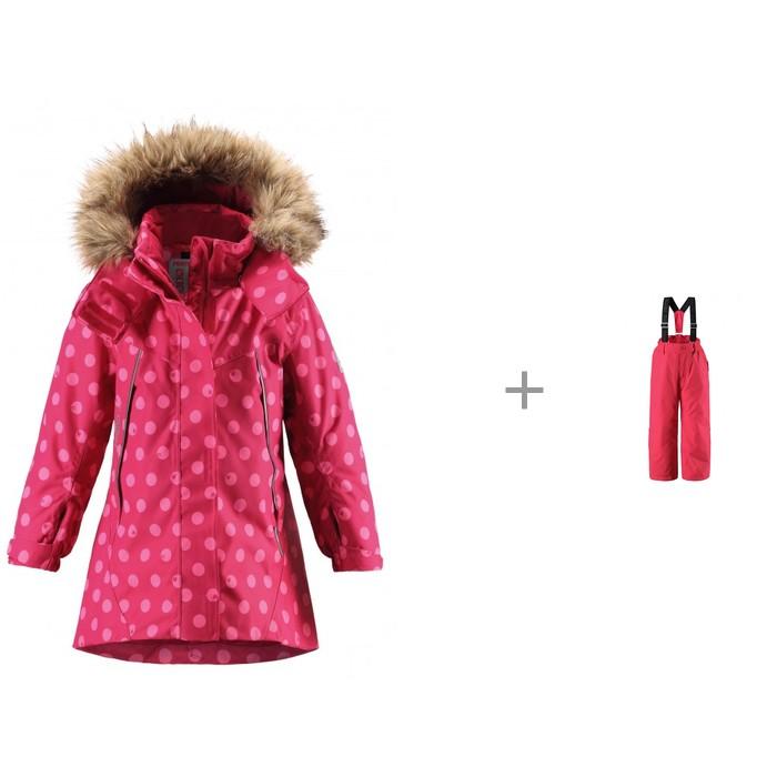 Купить Верхняя одежда, Reima Куртка зимняя 521562 и Брюки зимние 522252