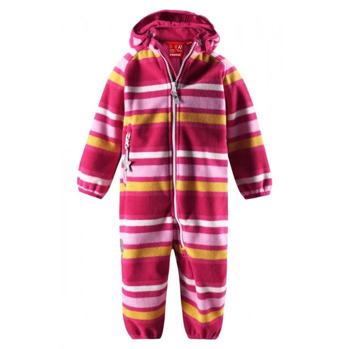 Детская одежда , Детское термобелье и флис Reima Комбинезон флисовый 510259 арт: 333785 -  Детское термобелье и флис