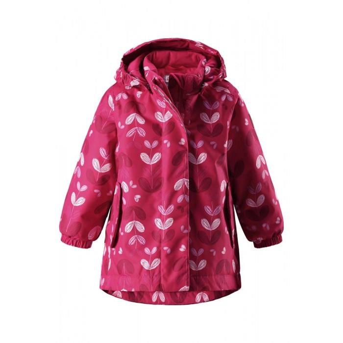 Reima Куртка зимняя 511254Куртка зимняя 511254Reima Куртка зимняя 511254 для детей.  Особенности: основные швы проклеены и не пропускают влагу водо- и ветронепроницаемый, «дышащий» и грязеотталкивающий материал крой для девочек гладкая подкладка из полиэстра безопасный, съемный капюшон эластичные манжеты два кармана с клапанами светоотражающие детали от 0 -20 Стирать по отдельности, вывернув наизнанку. Застегнуть молнии и липучки. Стирать моющим средством, не содержащим отбеливающие вещества. Полоскать без специального средства. Во избежание изменения цвета изделие необходимо вынуть из стиральной машинки незамедлительно после окончания программы стирки. Сушить при низкой температуре.  Вес утеплителя: 160 г<br>