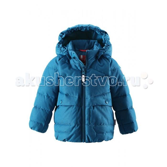 Reima Куртка зимняя 511259Куртка зимняя 511259Reima Куртка зимняя 511259 для малышей.  Особенности: гладкая подкладка из полиэстра в качестве утеплителя использованы пух и перо (60%/40%) безопасный, съемный капюшон два боковых кармана светоотражающие детали от -10 до -30 Стирать по отдельности, вывернув наизнанку. Застегнуть молнии и липучки. Стирать моющим средством, не содержащим отбеливающие вещества. Барабанное сушение при низкой температуре с 3 теннисными мячиками. Выверните изделие наизнанку в середине сушки.<br>