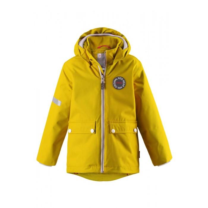 Reima Куртка зимняя 521510Куртка зимняя 521510Reima Куртка зимняя 521510 для детей.   Особенности: основные швы проклеены и не пропускают влагу водо- и ветронепроницаемый, «дышащий» и грязеотталкивающий материал безопасный, съемный капюшон мягкая резинка на кромке капюшона и манжетах регулируемый подол два кармана с клапанами логотип Reima® спереди светоотражающие детали. Стирать по отдельности, вывернув наизнанку. Застегнуть молнии и липучки. Стирать моющим средством, не содержащим отбеливающие вещества. Полоскать без специального средства. Во избежание изменения цвета изделие необходимо вынуть из стиральной машинки незамедлительно после окончания программы стирки. Сушить при низкой температуре.<br>