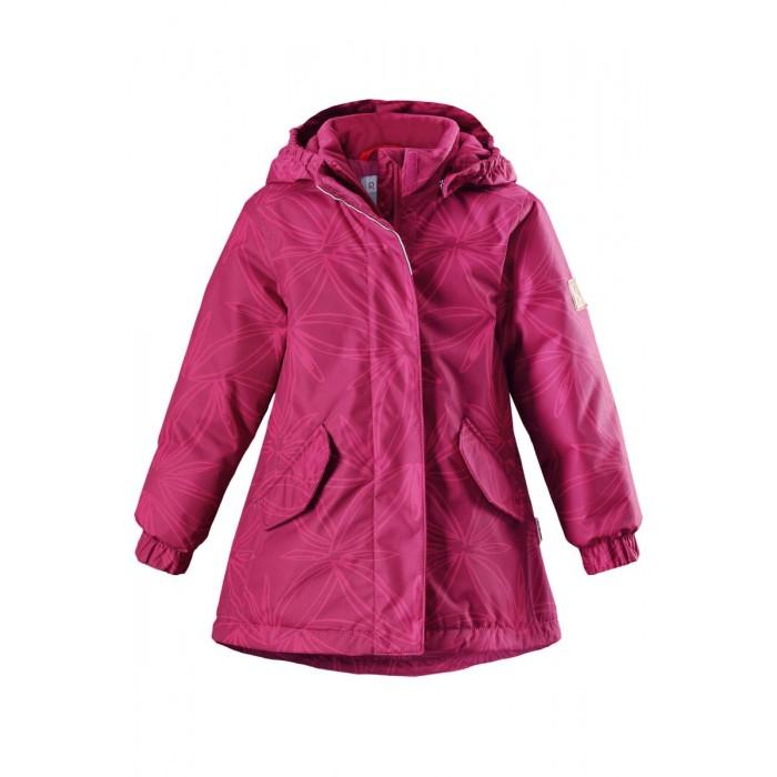 Reima Куртка зимняя 521512Куртка зимняя 521512Reima Куртка зимняя 521512 для детей.   Особенности: для детей основные швы проклеены и не пропускают влагу водо- и ветронепроницаемый, «дышащий» и грязеотталкивающий материал крой для девочек гладкая подкладка из полиэстра безопасный, съемный капюшон эластичные манжеты регулируемые обхват талии и подол два кармана с клапанами   светоотражающие детали от 0 -20 Стирать по отдельности, вывернув наизнанку. Застегнуть молнии и липучки. Стирать моющим средством, не содержащим отбеливающие вещества. Полоскать без специального средства. Во избежание изменения цвета изделие необходимо вынуть из стиральной машинки незамедлительно после окончания программы стирки. Сушить при низкой температуре.  Вес утеплителя: 160 г<br>
