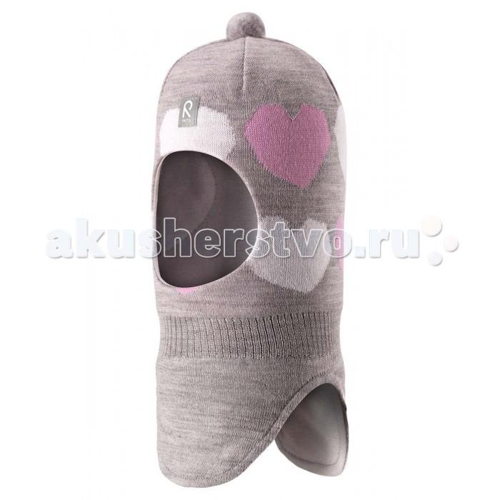 Шапочки и чепчики Reima Шапка-шлем зимняя 528549R