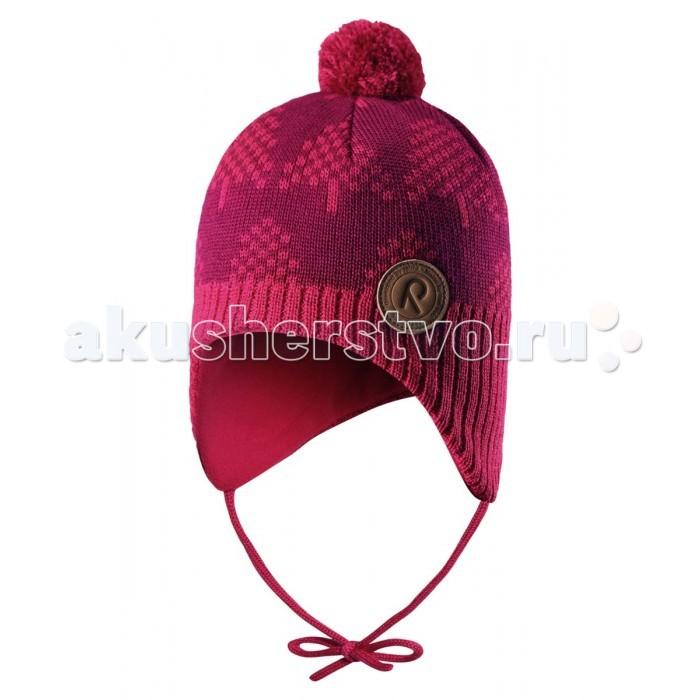 Шапочки и чепчики Reima Шапка демисезонная 518430 шапочки и чепчики lassie by reima шапка демисезонная 728715