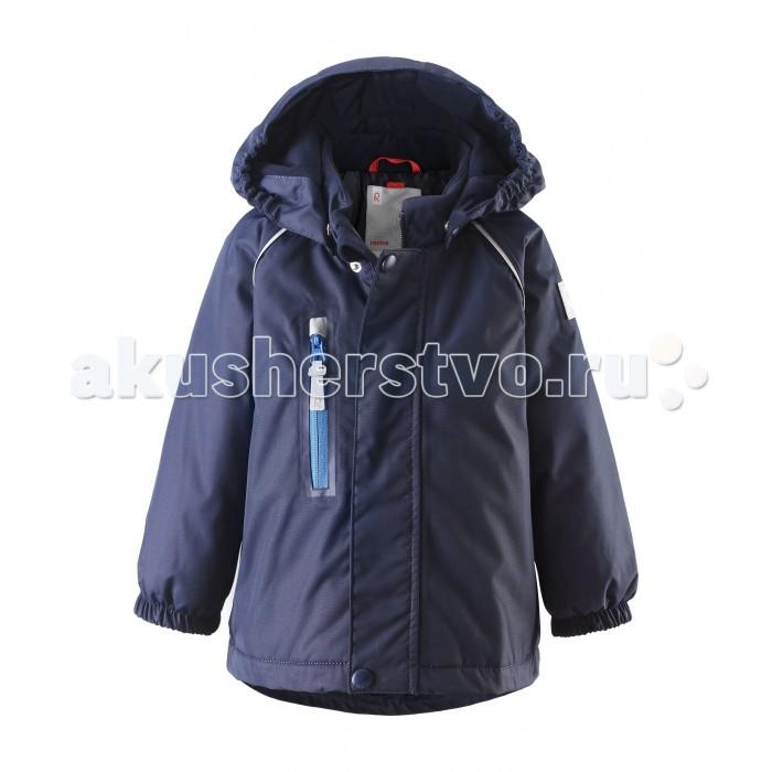 Reima Зимняя куртка Reimatec PesueЗимняя куртка Reimatec PesueReima® с гордостью представляет невероятно функциональную и стильную однотонную непромокаемую зимнюю куртку для малышей! Отличная повседневная модель, оснащенная модными и практичными деталями.  Она изготовлена из дышащего водо- и ветронепроницаемого материала с водо- и грязеотталкивающей поверхностью. Все внешние швы проклеены, водонепроницаемы, что обеспечивает отличный барьер от дождя и влаги. Благодаря удобной системе кнопок Play Layers® к этой куртке можно присоединять одежду промежуточного слоя Reima®. В холодные дни промежуточный слой подарит вашему ребенку дополнительное тепло и комфорт. Безопасный съемный капюшон легко отстегивается, если случайно за что-нибудь зацепится, а ключи и телефон будут надежно спрятаны в кармане на молнии – даже во время самых подвижных игр!  Характеристики: Зимняя куртка для малышей Все швы проклеены и не пропускают влагу Водо- и ветронепроницаемый, дышащий и грязеотталкивающий материал Гладкая подкладка из полиэстра Безопасный, отстегивающийся и регулируемый капюшон Эластичные манжеты Регулируемый подол Карман на молнии Безопасные светоотражающие детали Температурный режим до -20 градусов  Состав: Верх - 100% Полиамид, полиуретановое покрытие, подкладка - 100% полиэстер, утеплитель - синтетический 160г.  Уход: Стирать по отдельности, вывернув наизнанку. Застегнуть молнии и липучки. Стирать моющим средством, не содержащим отбеливающие вещества. Полоскать без специального средства. Во избежание изменения цвета изделие необходимо вынуть из стиральной машинки незамедлительно после окончания программы стирки. Можно сушить в сушильном шкафу или центрифуге (макс. 40° C).<br>