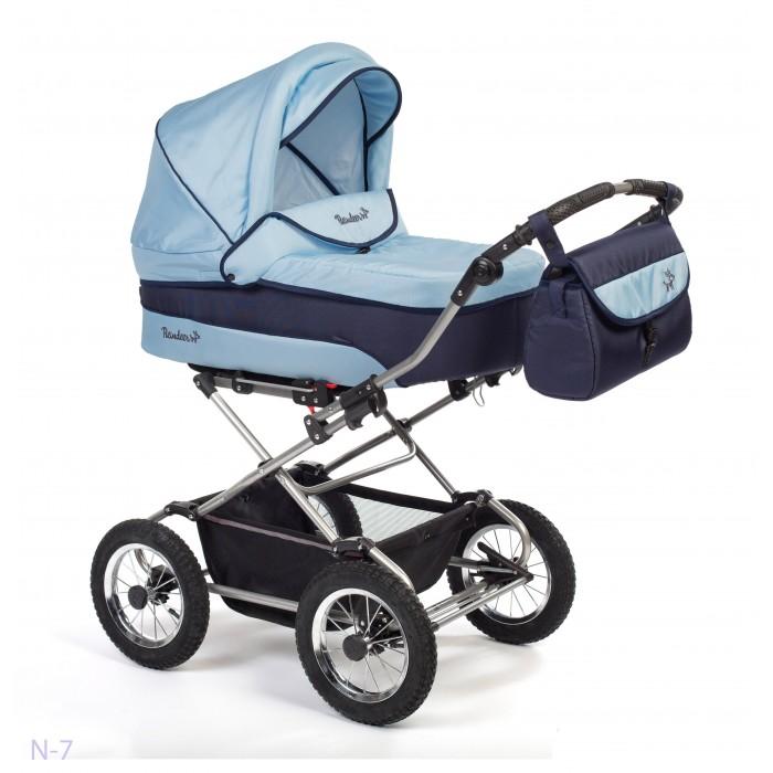 Детские коляски , Коляски-люльки Reindeer Nova арт: 52891 -  Коляски-люльки