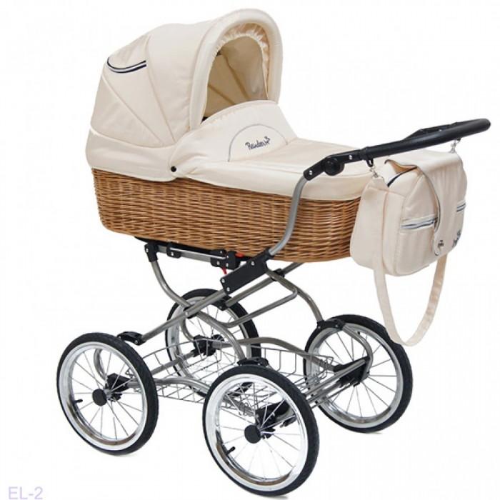 Детские коляски , Коляски-люльки Reindeer Prestige Wiklina Eco-Line арт: 51446 -  Коляски-люльки