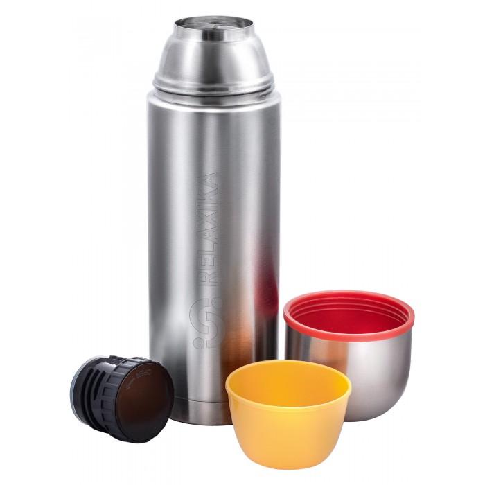 Термос Relaxika 102 2 чашки 1 литр
