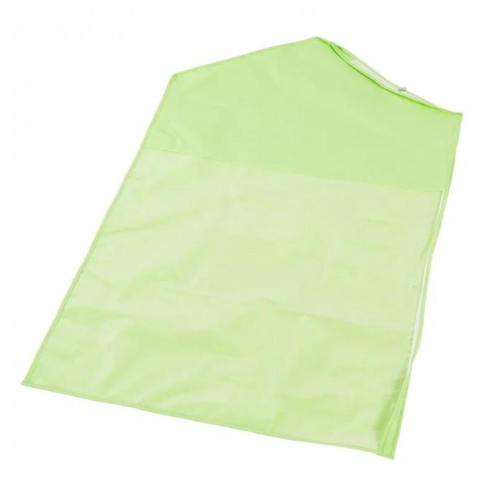 Фото - Хозяйственные товары Remiling Чехол для одежды с прозрачной вставкой 60х100 см рыжий кот чехол для одежды 60х100 см 312103 синий