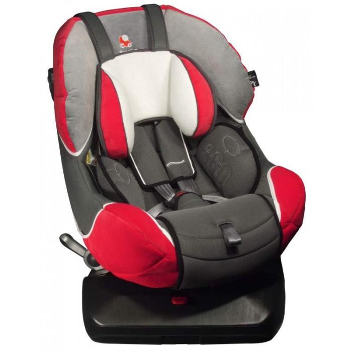 Автокресло Renolux 360360Автокресло Renolux 360 группы 0/1 предназначено для перевозки ребенка с рождения до 3-4 лет. Особая форма сиденья и возможность установки против хода движения подходят для размещения в автокресле новорожденного. Регулируемый подголовник позволяет креслу расти вместе с малышом. Особенностью конструкции является специальный пластиковый поддон со встроенным механизмом для вращения кресла вокруг своей оси. Это очень удобно при посадке младенца в автомобиль. Достаточно повернуть кресло на 90°, усадить ребенка, пристегнуть его ремнями безопасности и вернуть кресло в исходное положение. Кресло изготовлено из высокопрочного пластика и металла и имеет дополнительную защиту от боковых ударов. Установка кресла по ходу движения возможна по достижению вашим ребенком веса более 13 кг.  Особенности: Поворотный механизм позволяет вращать кресло на 360°, что удобно для посадки и высадки ребенка Специальный механизм фиксирует кресло только в безопасном положении Эргономичная форма сиденья дает возможность использовать кресло с рождения Мягкие вставки для новорожденного Дополнительная защита от боковых ударов 4 положения наклона спинки 5-титочечные ремни безопасности с мягкими накладками и возможностью регулировки по высоте Удобные кармашки для внутренних ремней безопасности Специальный механизм натяжения ремня позволяет избежать рывков при резком торможении Подголовник регулируется по высоте Съемные чехлы можно подвергать стирке Кресло крепится в автомобиле при помощи штатных ремней безопасности Для перевозки ребенка весом менее 13 кг кресло устанавливается против хода движения, для перевозки ребенка весом более 13 кг - по ходу движения Имеет сертификат соответствия европейским стандартам безопасности ECE-44/04<br>