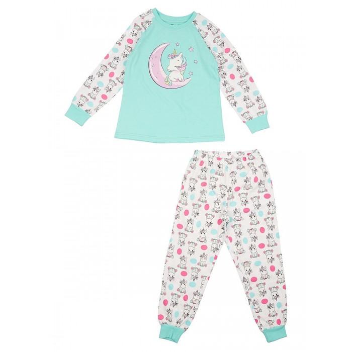 Домашняя одежда Repost Пижама для девочки (лонгслив и штаны) ПЖ-Д004