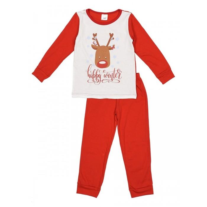 Домашняя одежда Repost Пижама для девочки (лонгслив и штаны) ПЖ-Д005