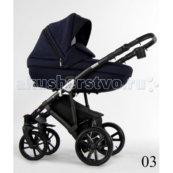 Детские коляски , Коляски 3 в 1 Retrus Milano 3 в 1 арт: 371463 -  Коляски 3 в 1