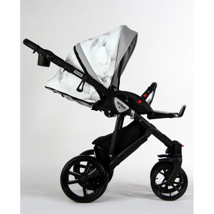 Детские коляски , Коляски 3 в 1 Retrus Milano Premium 3 в 1 арт: 472431 -  Коляски 3 в 1