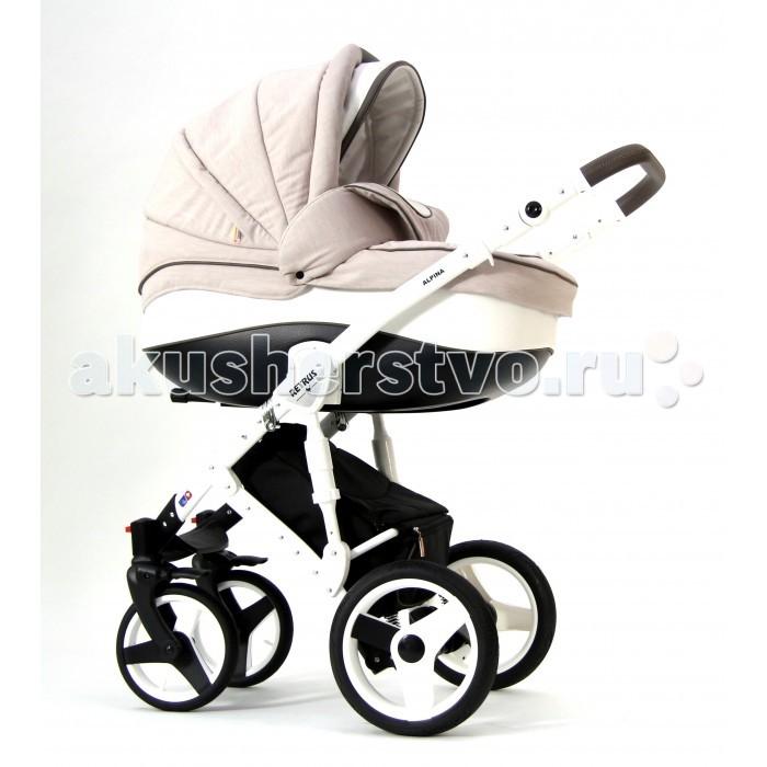 Детские коляски , Коляски 3 в 1 Retrus Alpina 3 в 1 арт: 300127 -  Коляски 3 в 1