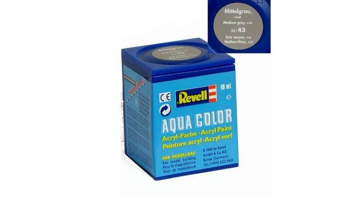 Краски Revell Аква-краска revell 36165 бронзово зеленая матовая