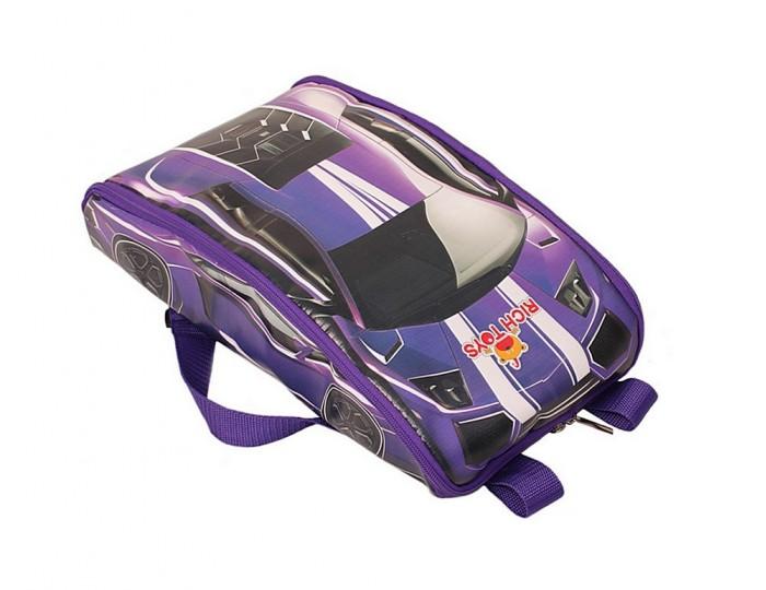 Аксессуары для велосипедов и самокатов Rich Toys Рюкзак Тачки для самокатов и велосипедов rt рюкзак тачки для велосипедов и самокатов