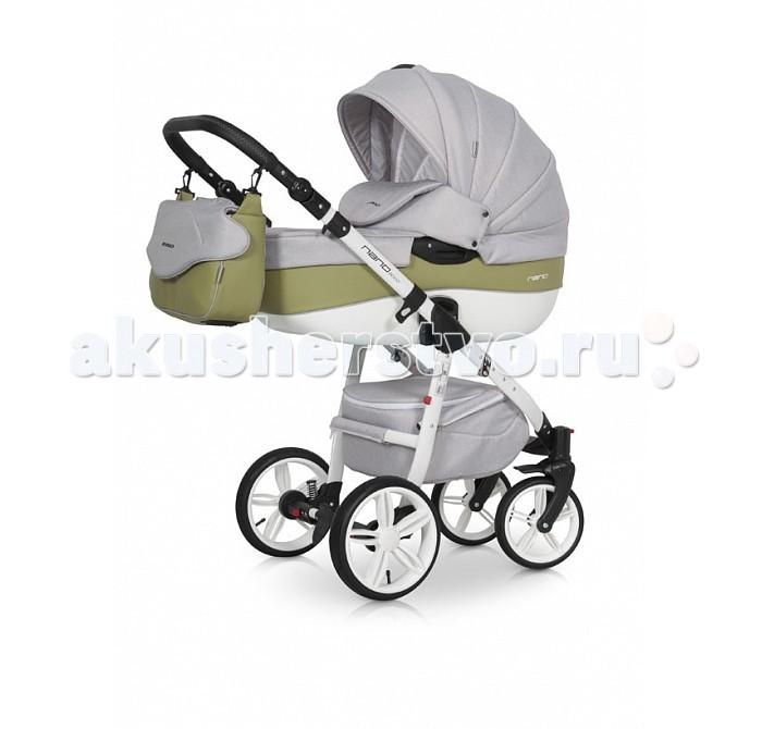 Детские коляски , Коляски 3 в 1 Riko Nano Ecco 3 в 1 арт: 336925 -  Коляски 3 в 1