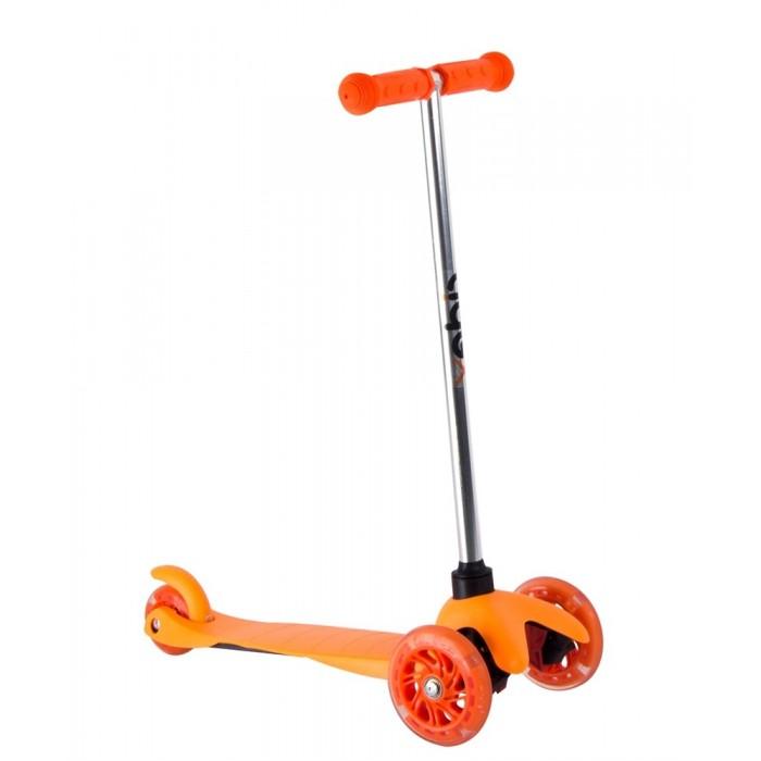 Детский транспорт , Трехколесные самокаты Ridex 3D Kinder арт: 472116 -  Трехколесные самокаты