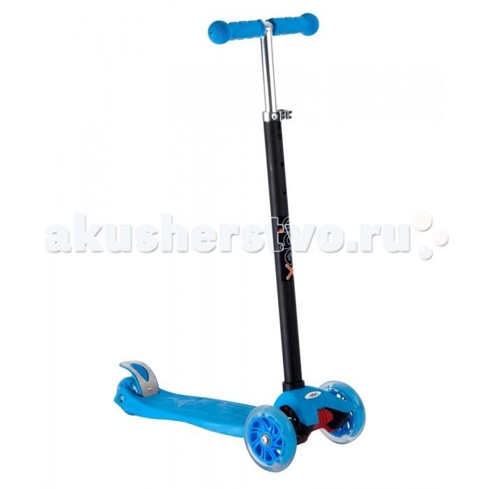Детский транспорт , Трехколесные самокаты Ridex 3D Spark арт: 472126 -  Трехколесные самокаты