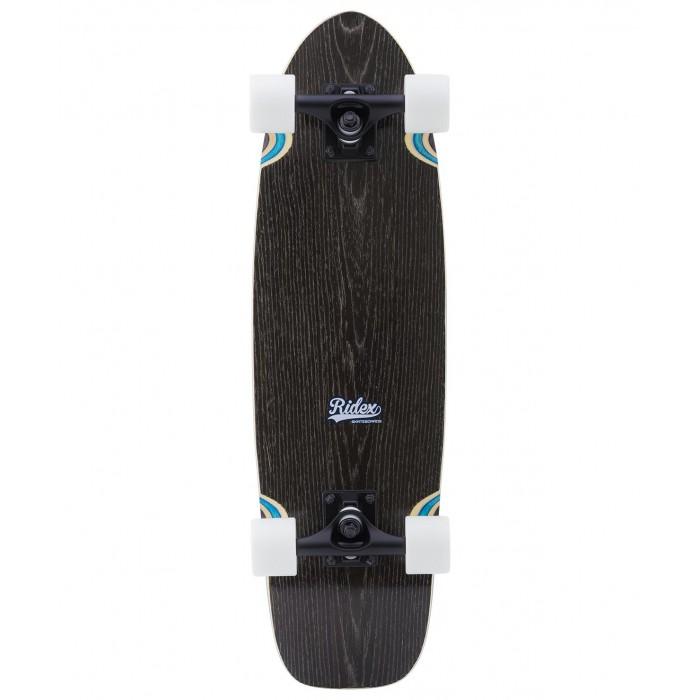 Детский транспорт , Скейтборды Ridex Круизер деревянный 28х8 Abec-7 арт: 570161 -  Скейтборды