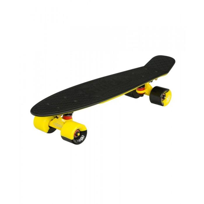 Детский транспорт , Скейтборды Ridex Круизер пластиковый 22x6 Abec-9 арт: 472046 -  Скейтборды